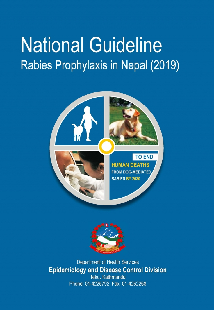 National Guidelines for Rabies Prophylaxis and Management in Nepal