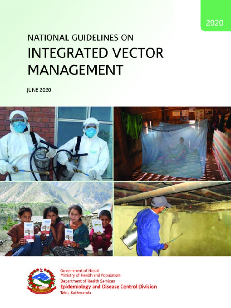 National Guideline on Integrated Vector Management 2020